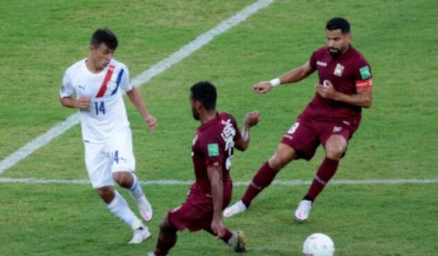 Venezuela vs Paraguay - Eliminatorias