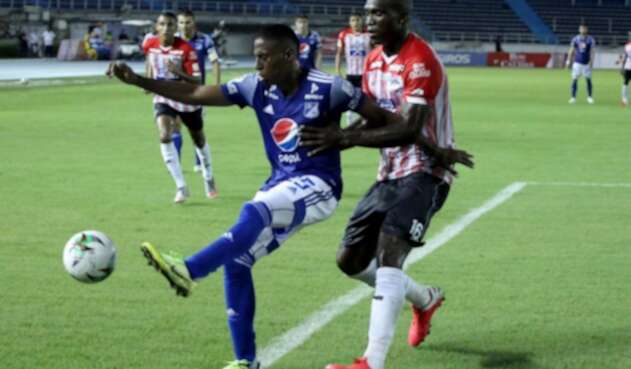 Junior Vs. Millonarios - Liga Betplay
