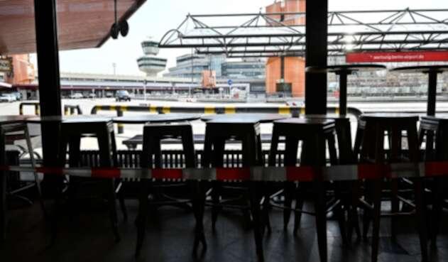 Restaurantes en Alemania cerrados