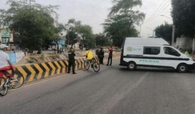 Explosivos en Cúcuta