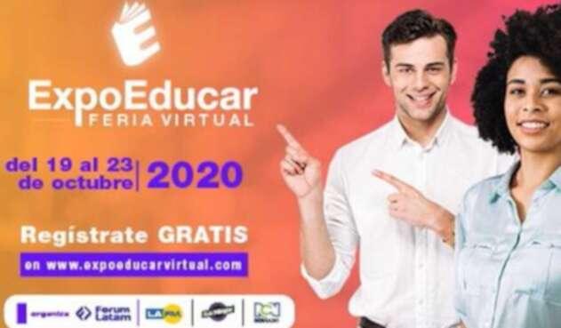 Vuelve la feria educativa virtual más importante para estudiantes de último año de colegio.