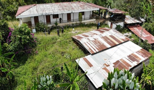 Extinción de dominio a finca de Juan Guillermo Monsalve, testigo en el caso Álvaro Uribe
