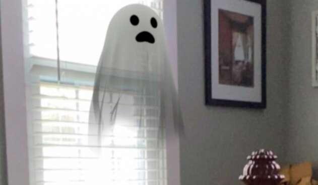 Fantasma de realidad aumentada de Google