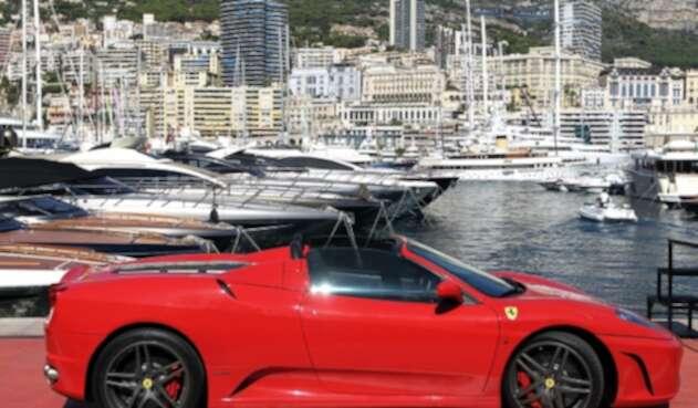 Ferrari y Yates en Mónaco