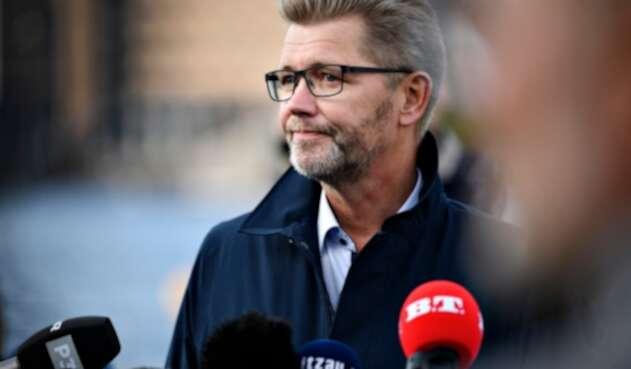 Frank Jensen, alcalde de Copenhague