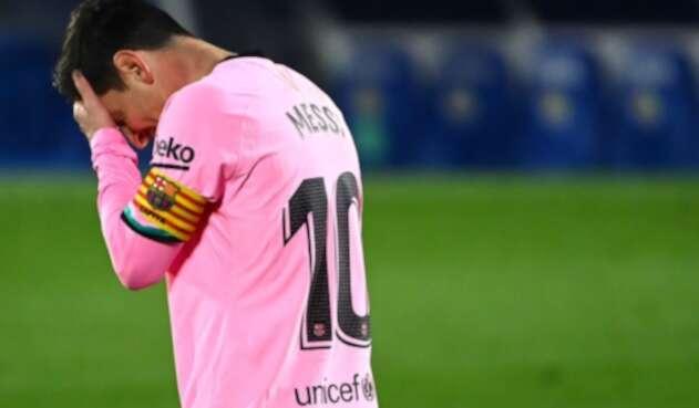Getafe vs Barcelona 2020