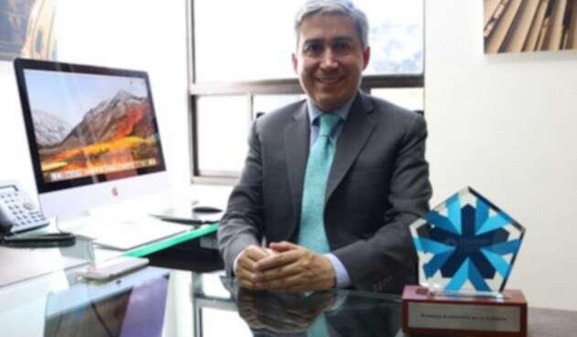 Hernando Herrera, Director Ejecutivo de la Corporación Excelencia en la Justicia