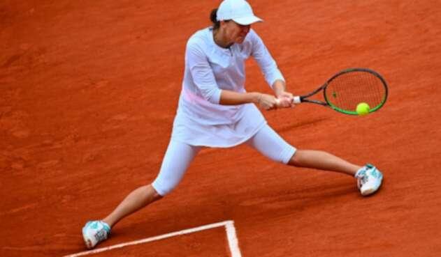 Iga Swiatek, campeona de Roland Garros