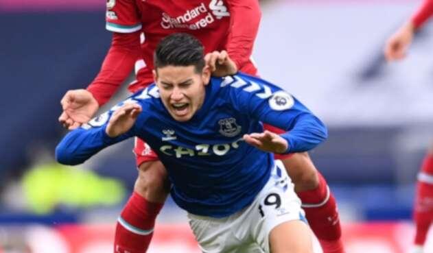 Se confirma lesión de James Rodríguez | La FM