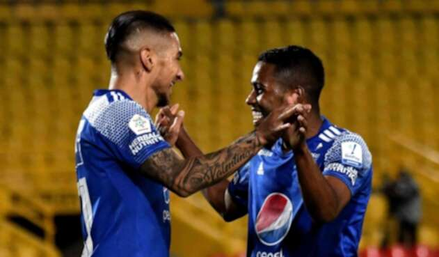 Millonarios 2020 vs Patriotas - Liga Betplay (Cristian Arango)
