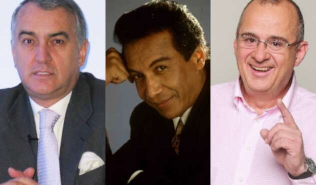 José Gabriel Ortiz, Diomedes Díaz y Jota Mario