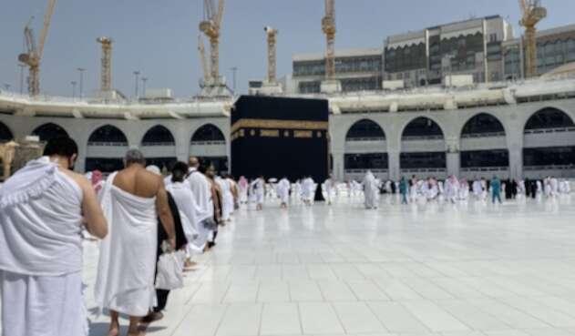A partir del 1 de noviembre los creyentes procedentes del extranjero serán autorizados para asistir.