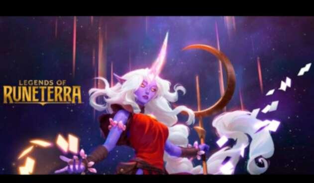 Legends of Runaterra