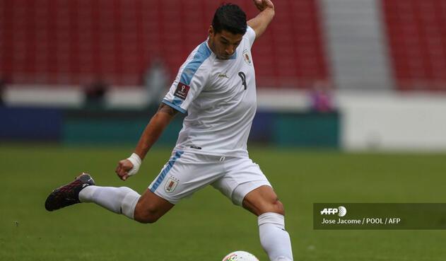 Luis Suárez, el nuevo gordito del fútbol mundial