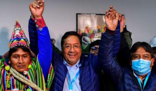 Luis Arce ganó las elecciones en Bolivia