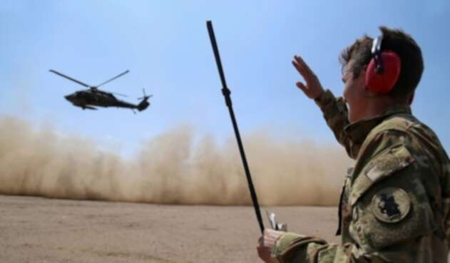 Militares de EE.UU. que causaron debate en el país ya se fueron