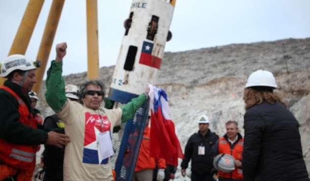Mineros de Chile: rescate de los 33