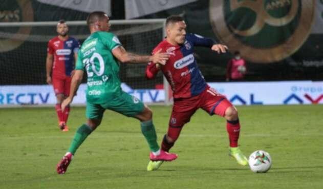 La Equidad vs Medellín; Liga Betplay 2020