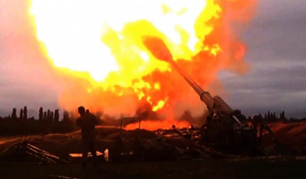 Enfrentamientos en Nagorno Karabaj