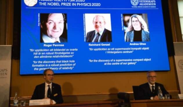 Nobel de Física 2020