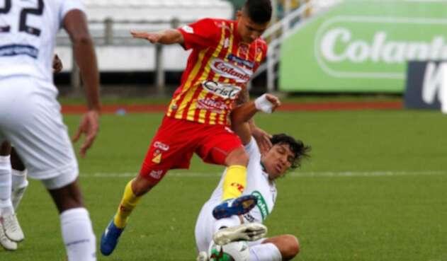 Once Caldas vs Pereira