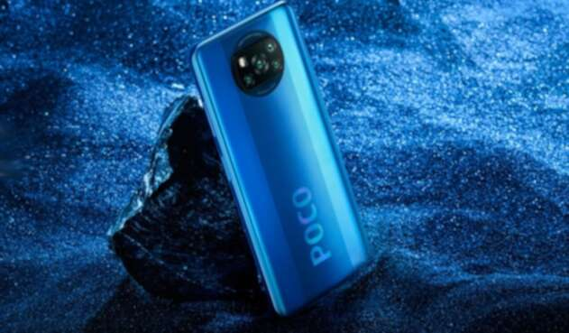 Xiaomi Poco X3, teléfono gama media