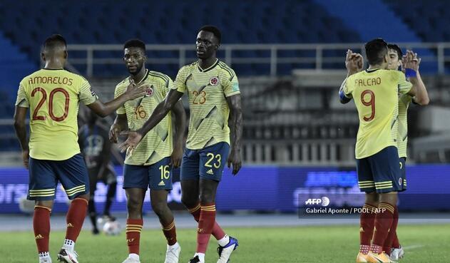 Selección Colombia, con buen inicio en Eliminatorias