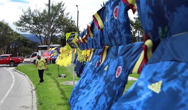 Selección Colombia / Venta de camisetas de Selección Colombia