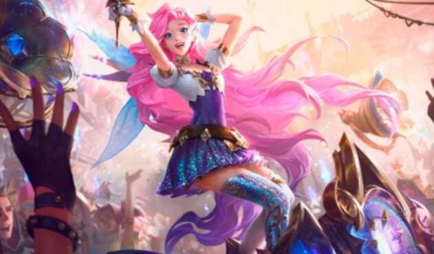Seraphine, nuevo campeón de League of Legends