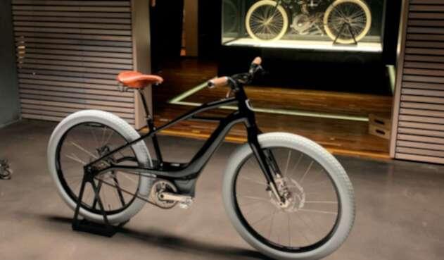 Serial 1, nueva bicicleta eléctrica de Harley-Davidson