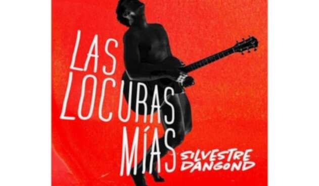 Portada del álbum 'Las locuras mías', de Silvestre Dangond.