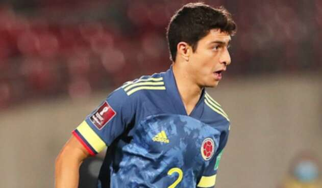 Stefan Medina, Selección Colombia