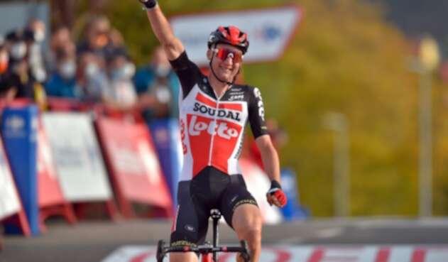 Tim Wellens ganó etapa 5 Vuelta a España