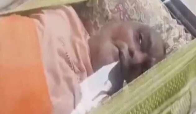 'Resucitó' tras pasar 20 horas en el congelador de la morgue