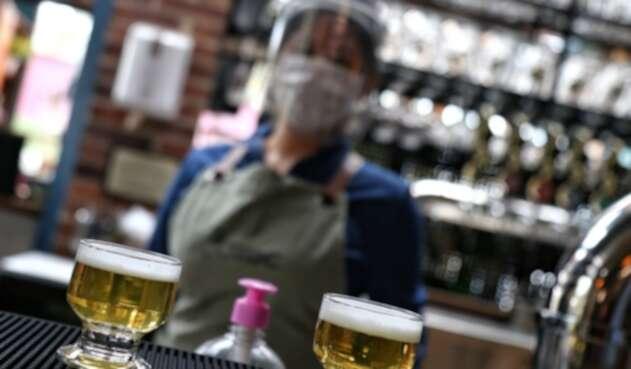 Venta de licor - cerveza