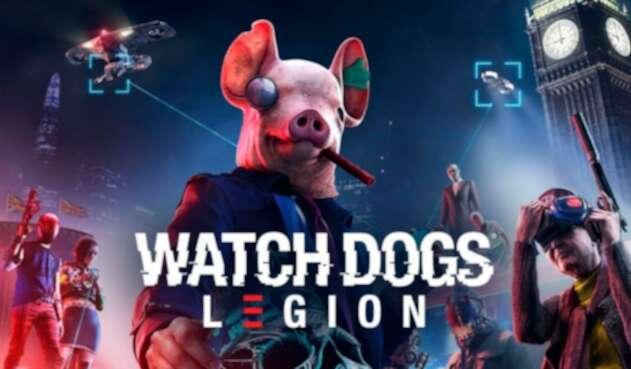 Watch Dogs: Legion, nuevo juego de Ubisoft