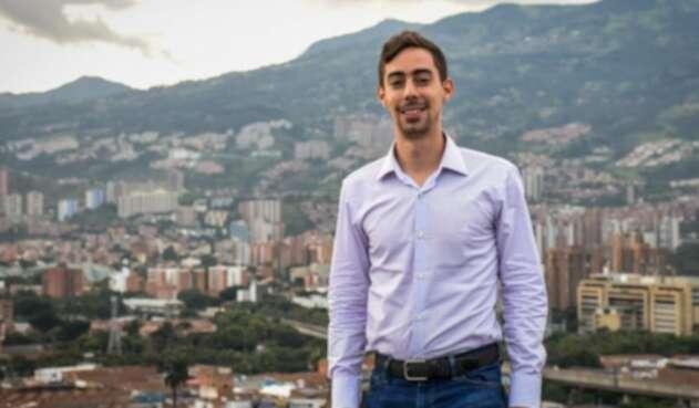 Juan Carlos Upegui.