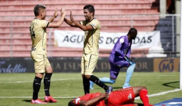 Rionegro Águilas vs. Patriotas - Liga Betplay
