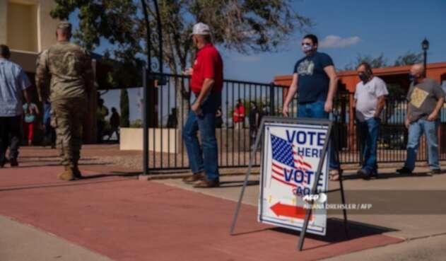 Elecciones en Estados Unidos - Arizona