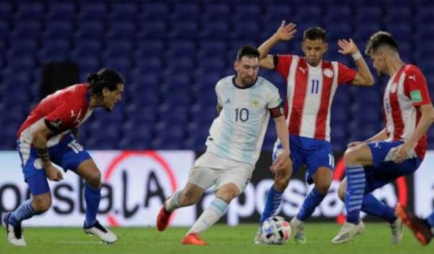 Selección de Argentina - Selección de Paraguay - Eliminatorias Sudamericanas