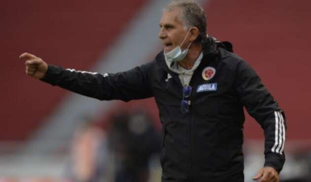 Carlos Queiroz, Eliminatorias Qatar 2022
