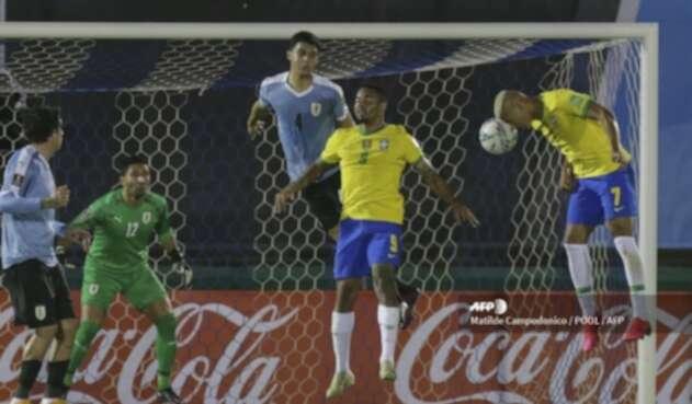 Brasil Vs. Uruguay - Eliminatorias