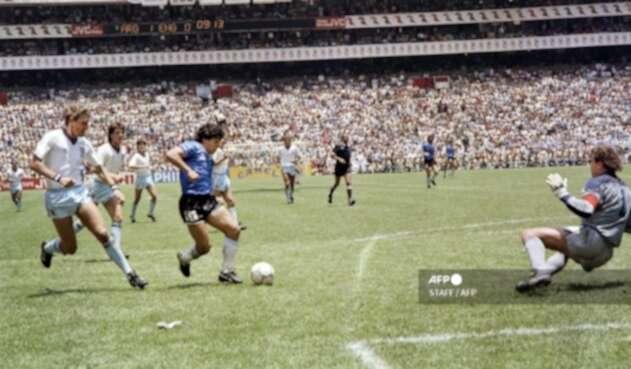 Maradona, México 86