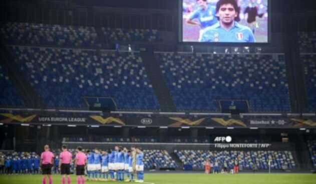 Nápoli - Maradona
