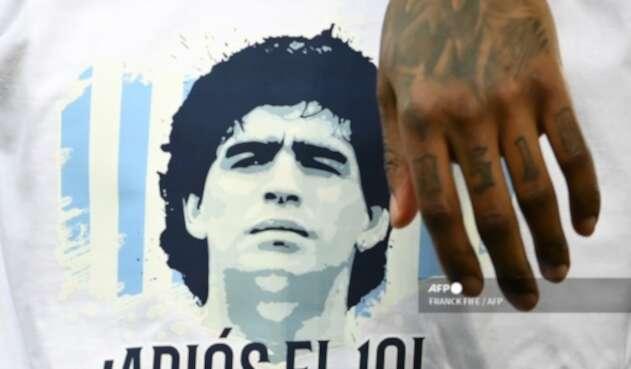 Adiós Diego Maradona