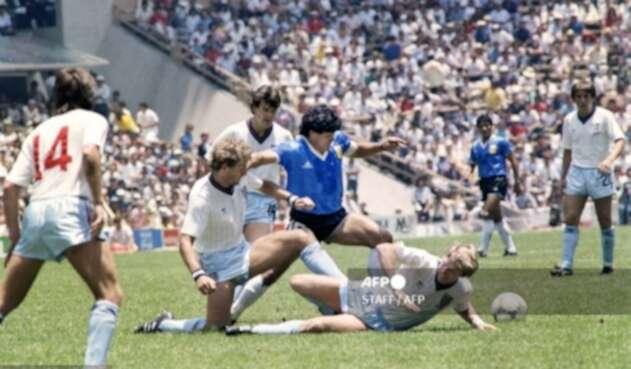Diego Maradona, el gol del siglo