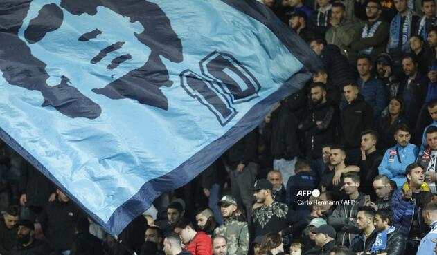 Maradona - Napoli