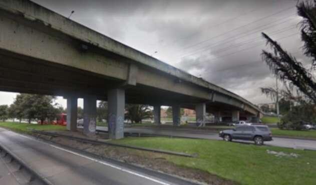 Puente av. calle 153