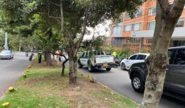 Se presentó un tiroteo en alrededores del Liceo Francés, al norte de Bogotá