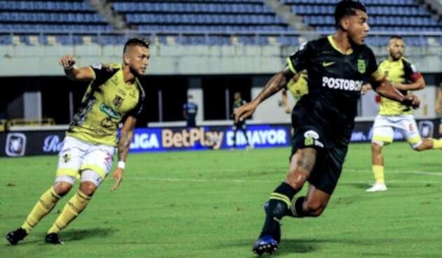 Alianza Petrolera Vs. Atlético Nacional - Liga BetPlay